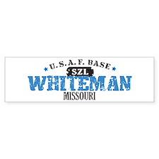 Whiteman Air Force Base Bumper Bumper Sticker