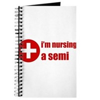 I'm Nursing A Semi Journal