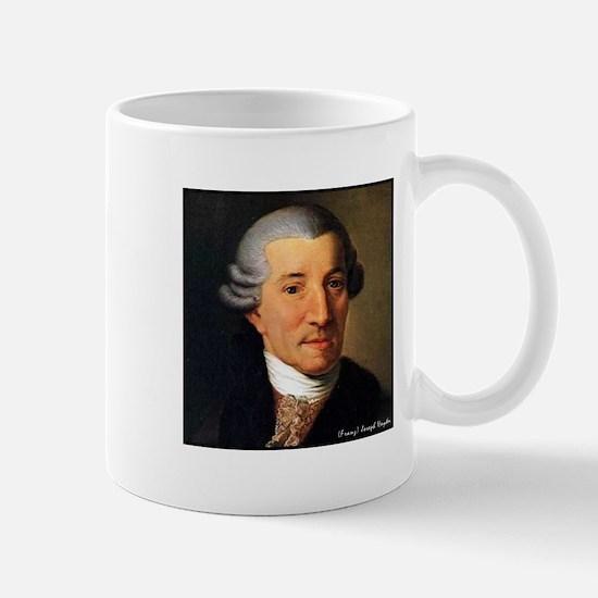 "Faces ""Haydn"" Mug"
