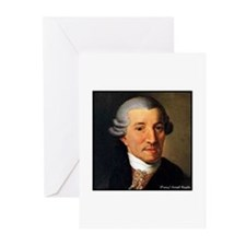 "Faces ""Haydn"" Greeting Cards (Pk of 10)"