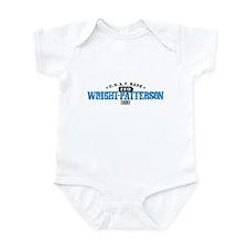 Wright Patterson Air Force Infant Bodysuit