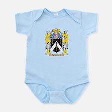Merrick Coat of Arms - Family Crest Body Suit
