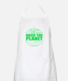 Hack The Planet BBQ Apron