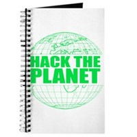 Hack The Planet Journal