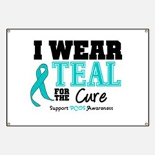 IWearTeal For The Cure Banner