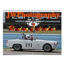 MG Racing Wall Calendar