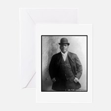 """Faces """"Johnson"""" Greeting Cards (Pk of 10)"""