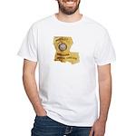 L.A.S.P. Pilot White T-Shirt
