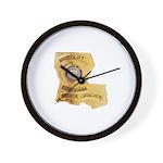 L.A.S.P. Pilot Wall Clock