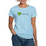 Vegan Ninja Women's Light T-Shirt