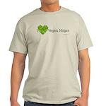 Vegan Ninja Light T-Shirt