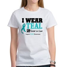 IWearTeal Sister-in-Law Tee