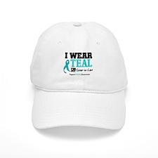 IWearTeal Sister-in-Law Baseball Cap