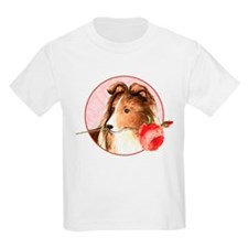 Sheltie Rose T-Shirt