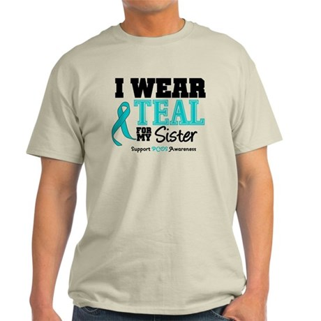 IWearTeal Sister Light T-Shirt