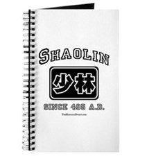 Shaolin Since 495 Journal
