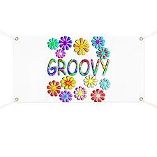 Groovy Banner