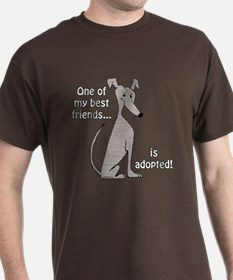 Adopted~BlueBrindle T-Shirt
