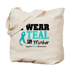 IWearTeal Mother Tote Bag