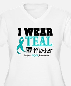 IWearTeal Mother T-Shirt