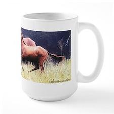Galloping Horses Mug