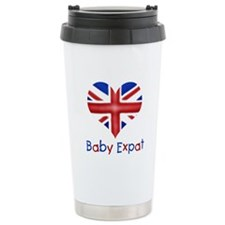 Baby Expat Travel Mug