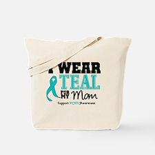 IWearTeal Mom Tote Bag