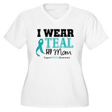 IWearTeal Mom T-Shirt