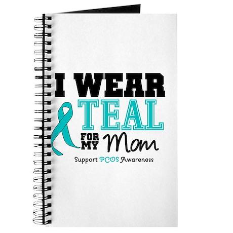IWearTeal Mom Journal