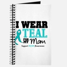IWearTeal Mom Journal