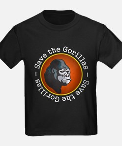Save the Gorillas T