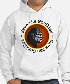 Save the Gorillas Hoodie