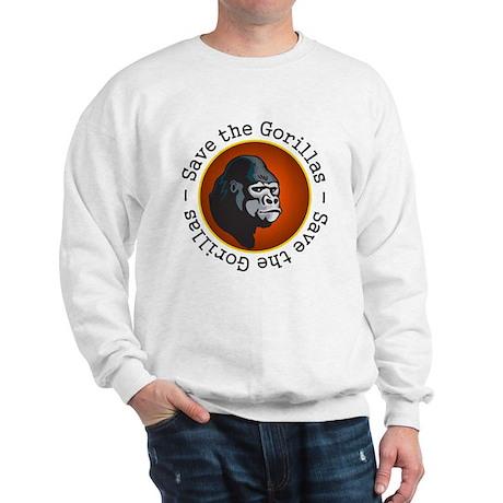 Save the Gorillas Sweatshirt