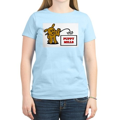 Puppy Mill Feelings Women's Light T-Shirt