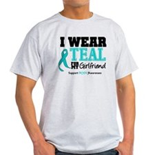 IWearTeal Girlfriend T-Shirt