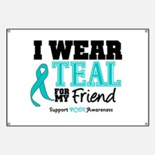 IWearTeal Friend Banner