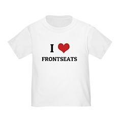 I Love Frontseats T