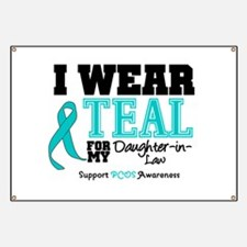IWearTeal Daughter-in-Law Banner