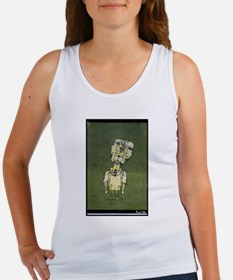 "Faces ""Klee"" Women's Tank Top"