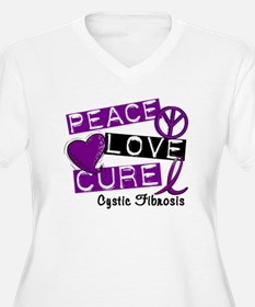 PEACE LOVE CURE Lupus (L1) T-Shirt