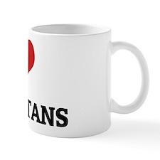 I Love Farmer Tans Mug