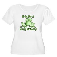 Cute Hoppy Birthday T-Shirt