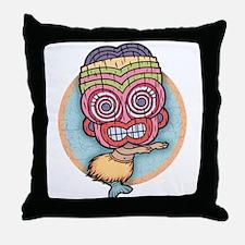 The Mesmermaid Throw Pillow