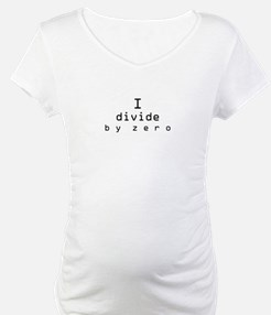 Divide by Zero Shirt