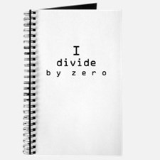 Divide by Zero Journal