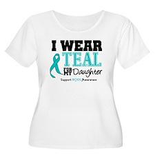 IWearTeal Daughter T-Shirt