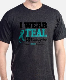 IWearTeal Daughter T-Shirt