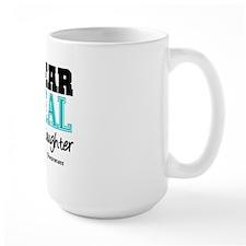 IWearTeal Daughter Mug