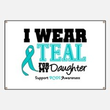 IWearTeal Daughter Banner