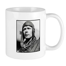 "Faces ""Lindbergh"" Mug"
